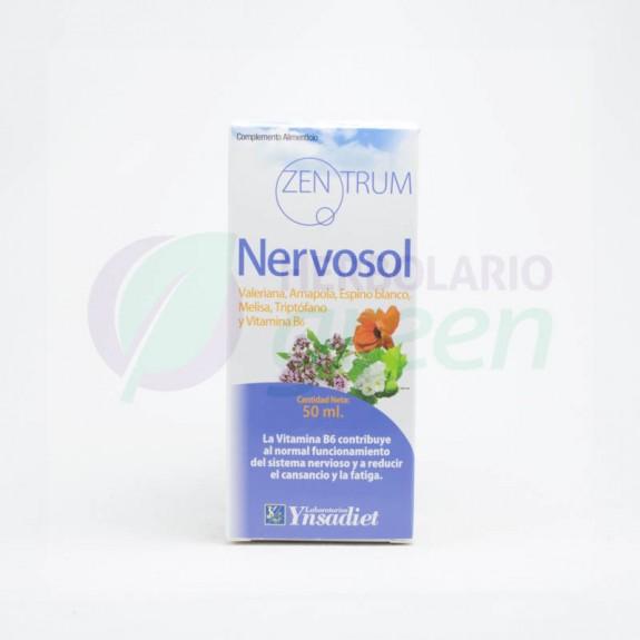 Nervosol 50ml Zentrum