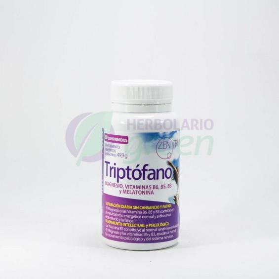 Triptofano 60 comprimidos Zentrum